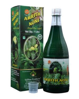 Amrith Noni Power Plus 1000 ml for General Purpose Immunity