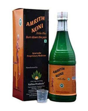 Amrith Noni Artho Plus 750 ml for Joint Pain, General Health and Immunity
