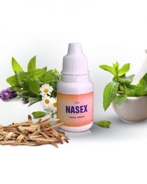 Nasex Nasal Drops for Nasal Allergies and Sinusitis