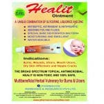 Pharmacon Remedies Healit Ointment for All Types of Wounds, Ulcers and Burns