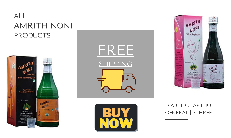 Amrith Noni for better health