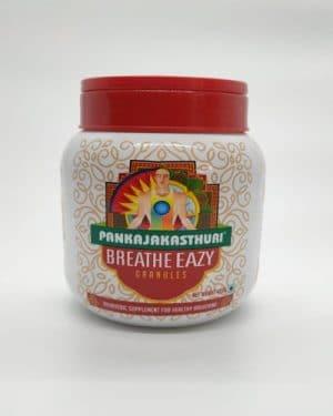 Pankaja Kasthuri Breathe Eazy