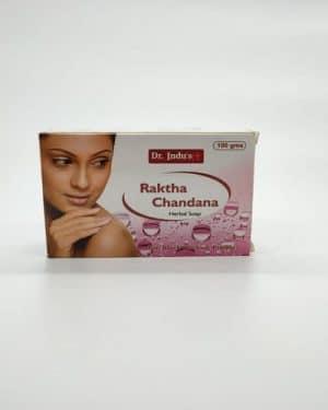 Rakthachandana Soap Dr Indus