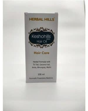 Keshohill Ultra Hair Oil